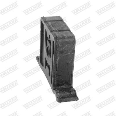 80357 Halter, Abgasanlage WALKER in Original Qualität