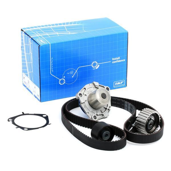 Sada rozvodového řemene s vodní pumpou VKMC 02199-2 VAUXHALL nízké ceny - Nakupujte nyní!
