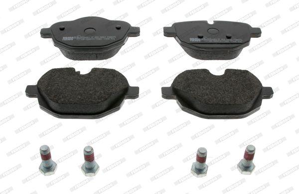Bremsbelagsatz, Scheibenbremse FDB4376 von FERODO