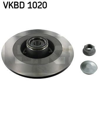 Original SUBARU Scheibenbremsen VKBD 1020