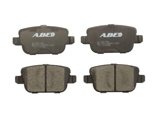 Bremsklötze ABE C2I003ABE