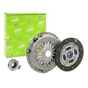 Comprare 828142 VALEO KIT3P con spingidisco frizione, con disco frizione, con cuscinetto disinnesto Kit frizione 828142 poco costoso