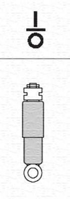 4352G MAGNETI MARELLI Hinterachse, Gasdruck, federtragender Dämpfer Stoßdämpfer 354352070000 günstig kaufen