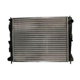D71024TT THERMOTEC Netzmaße: 495-395-23 Kühler, Motorkühlung D71024TT günstig kaufen