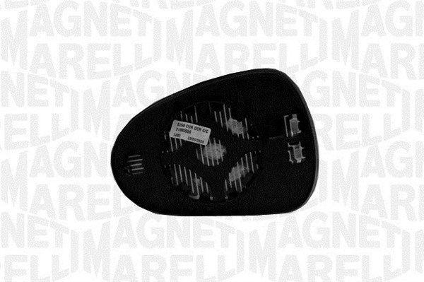 Original SEAT Außenspiegelglas 351991307890