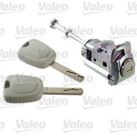 256968 VALEO Left, Front Lock Cylinder 256968 cheap