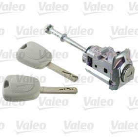 256976 VALEO Left, Front Lock Cylinder 256976 cheap