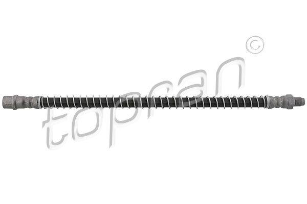 MERCEDES-BENZ GLK 2014 Bremsschläuche - Original TOPRAN 407 774 Länge: 305mm, Innengewinde: M 10 x 1,0mm, Außengewinde: M 10 x 1,0mm