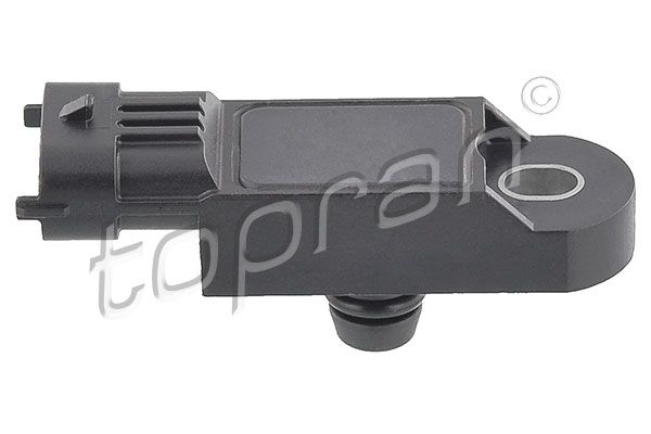 TOPRAN Sensor, Saugrohrdruck 207 832