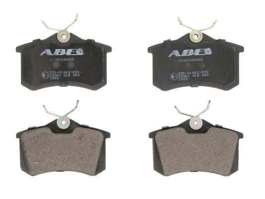 Bremsklötze ABE C2W028ABE