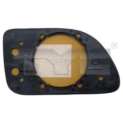 Rückspiegelglas RENAULT 19 II Cabrio links und rechts 1999 - TYC 328-0052-1 ()