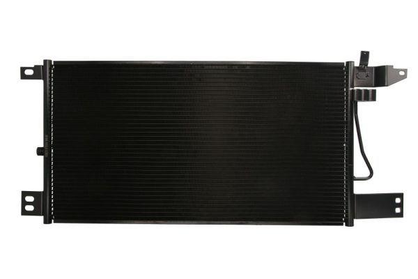 THERMOTEC Kondensor, klimatanläggning till GINAF - artikelnummer: KTT110346