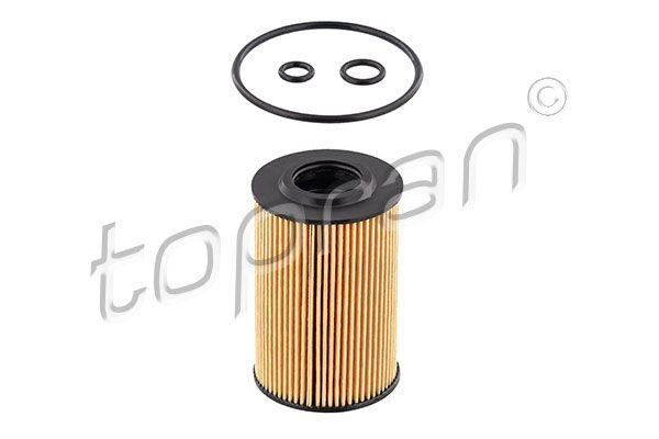 Motorölfilter TOPRAN 112 939