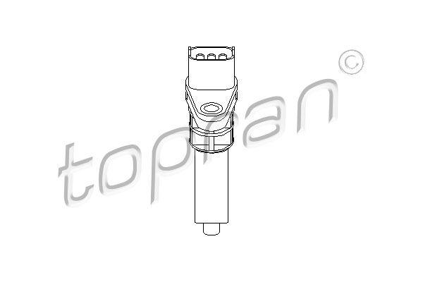 Original OPEL Geschwindigkeitssensor 207 446