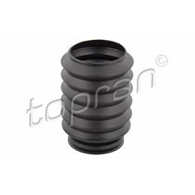 apsauginis dangtelis / gofruotoji membrana, amortizatorius 501 786 su puikiu TOPRAN kainos/kokybės santykiu