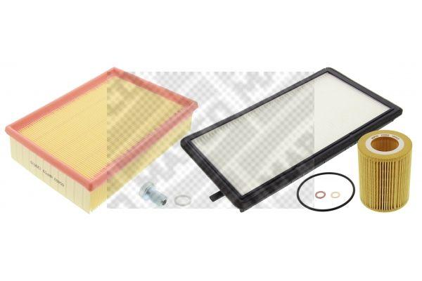 Origine Kit de filtres MAPCO 68757 ()