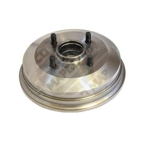 Купете 35750 MAPCO без комплект колесен лагер, задна ос барабан-?: 203,0 Спирачен барабан 35750 евтино