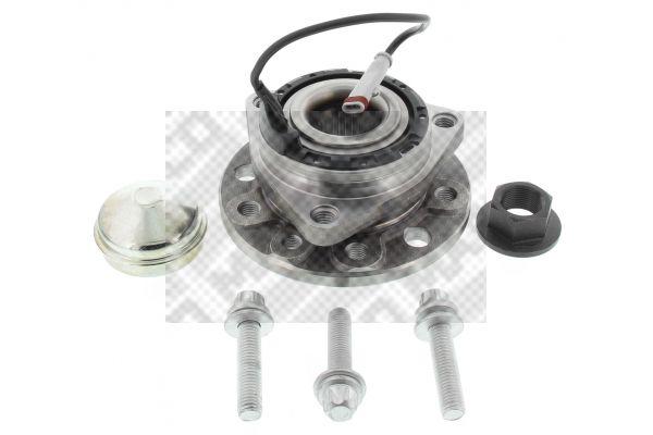 Купете 26836 MAPCO от двете страни на предната ос, с вграден сензор за ABS Ø: 137мм Комплект колесен лагер 26836 евтино