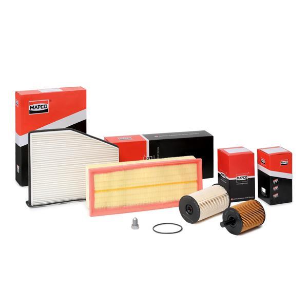 68822 MAPCO mit Ölablassschraube Filter-Satz 68822 günstig kaufen