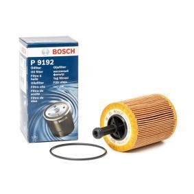 BOSCH Filtereinsatz Ø: 70,5mm, Höhe: 140,5mm, Höhe 1: 95,2mm Ölfilter 1 457 429 192 kaufen