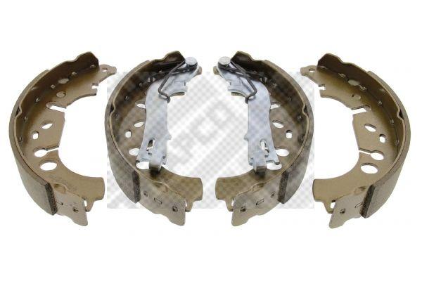 Original FIAT Bremsbacken für Trommelbremse 8703