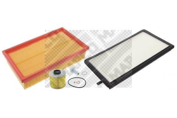 Origine Kit de filtres MAPCO 68756 ()