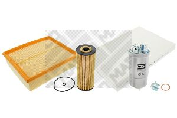 Buy original Filter set MAPCO 68824