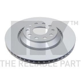 3147136 Brake Disc NK 3147136 - Huge selection — heavily reduced