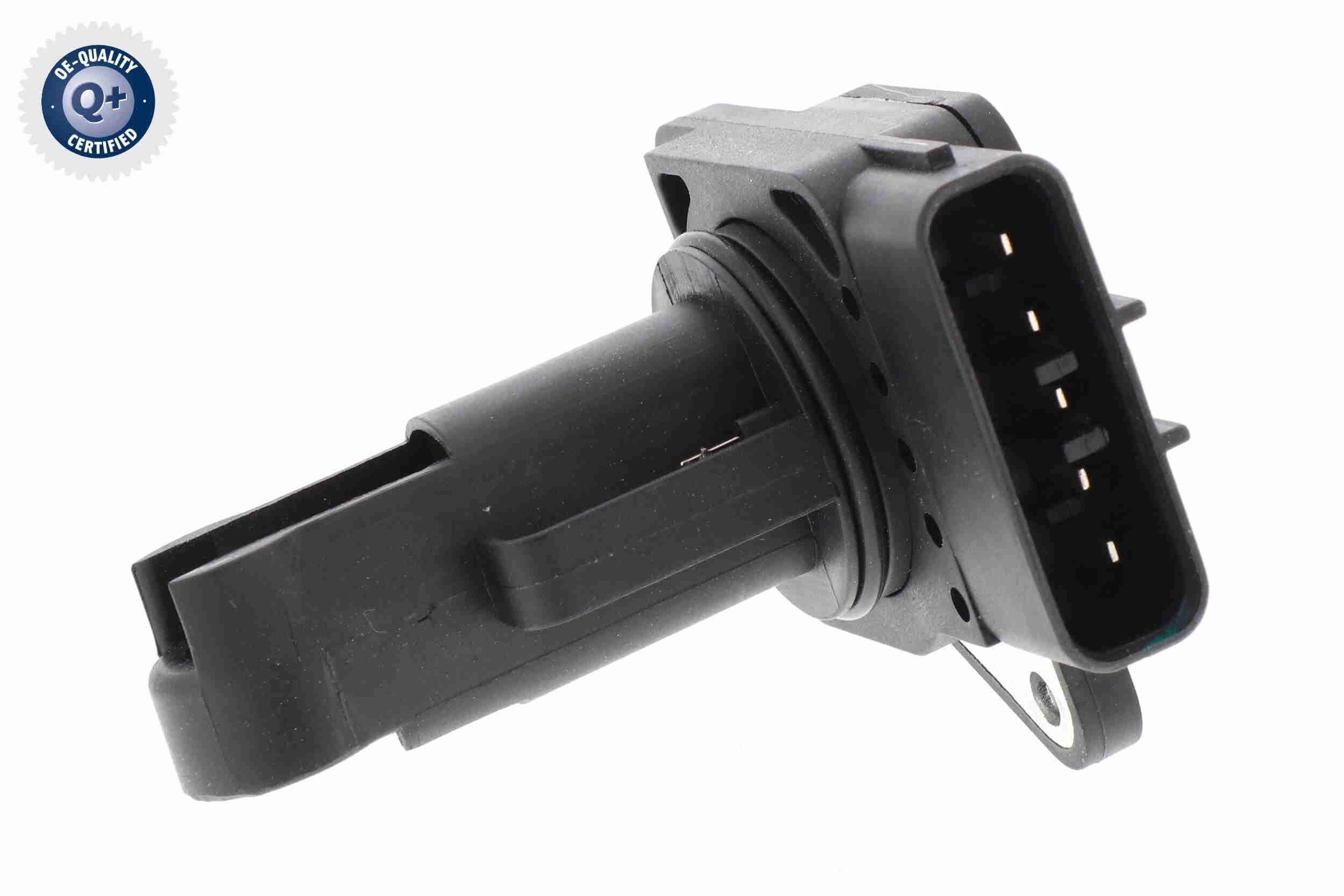 V70-72-0061 VEMO Q+, Erstausrüsterqualität Pol-Anzahl: 5-polig Luftmassenmesser V70-72-0061 günstig kaufen