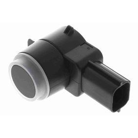VEMO Oryginalna jakożż VEMO, z przodu, z tyłu, czarny, Czujnik ultradzwiękowy Czujnik parkowania V40-72-0490 kupić niedrogo