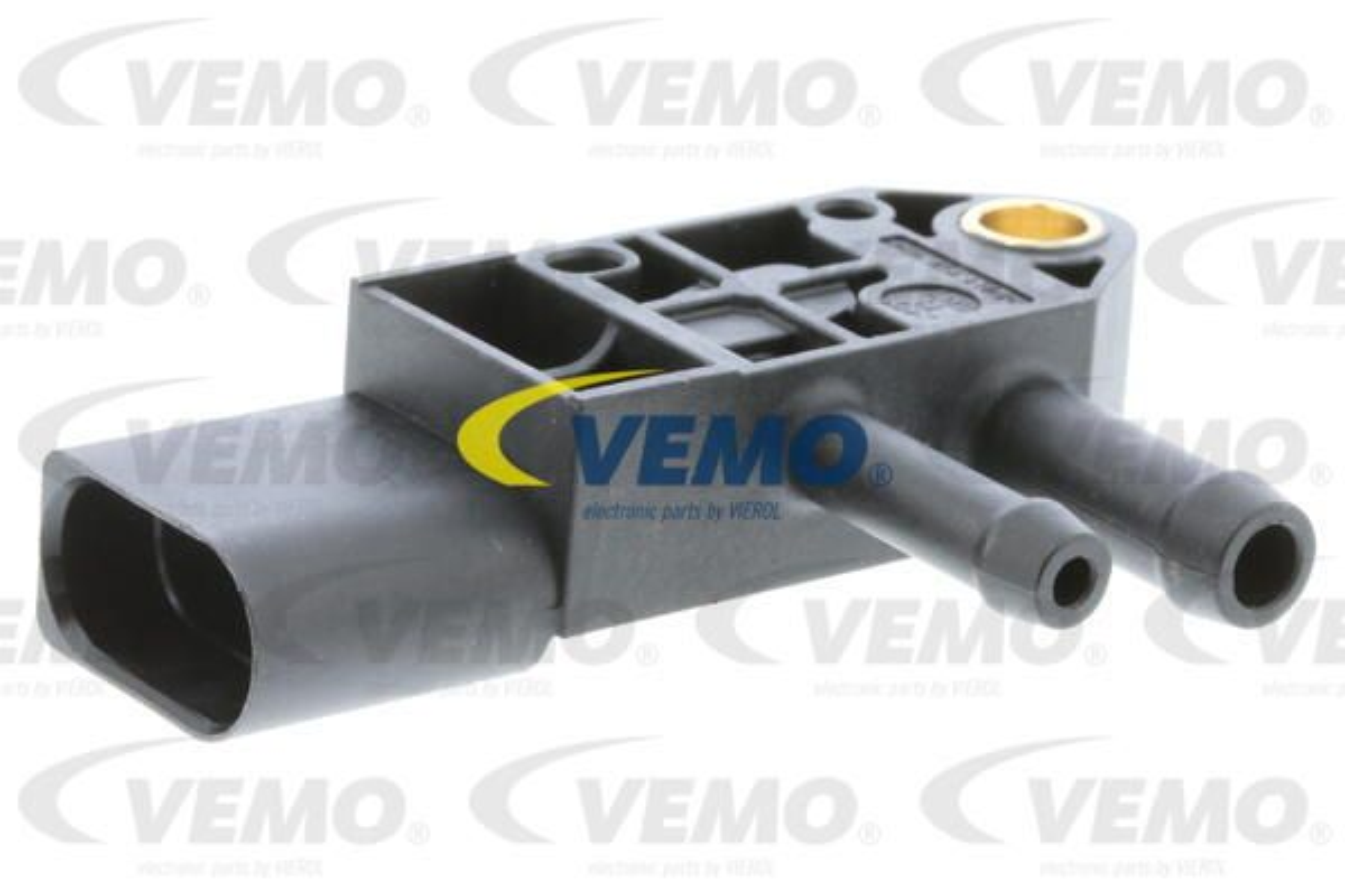 AUDI A6 2016 Differenzdrucksensor - Original VEMO V10-72-1207 Pol-Anzahl: 3-polig
