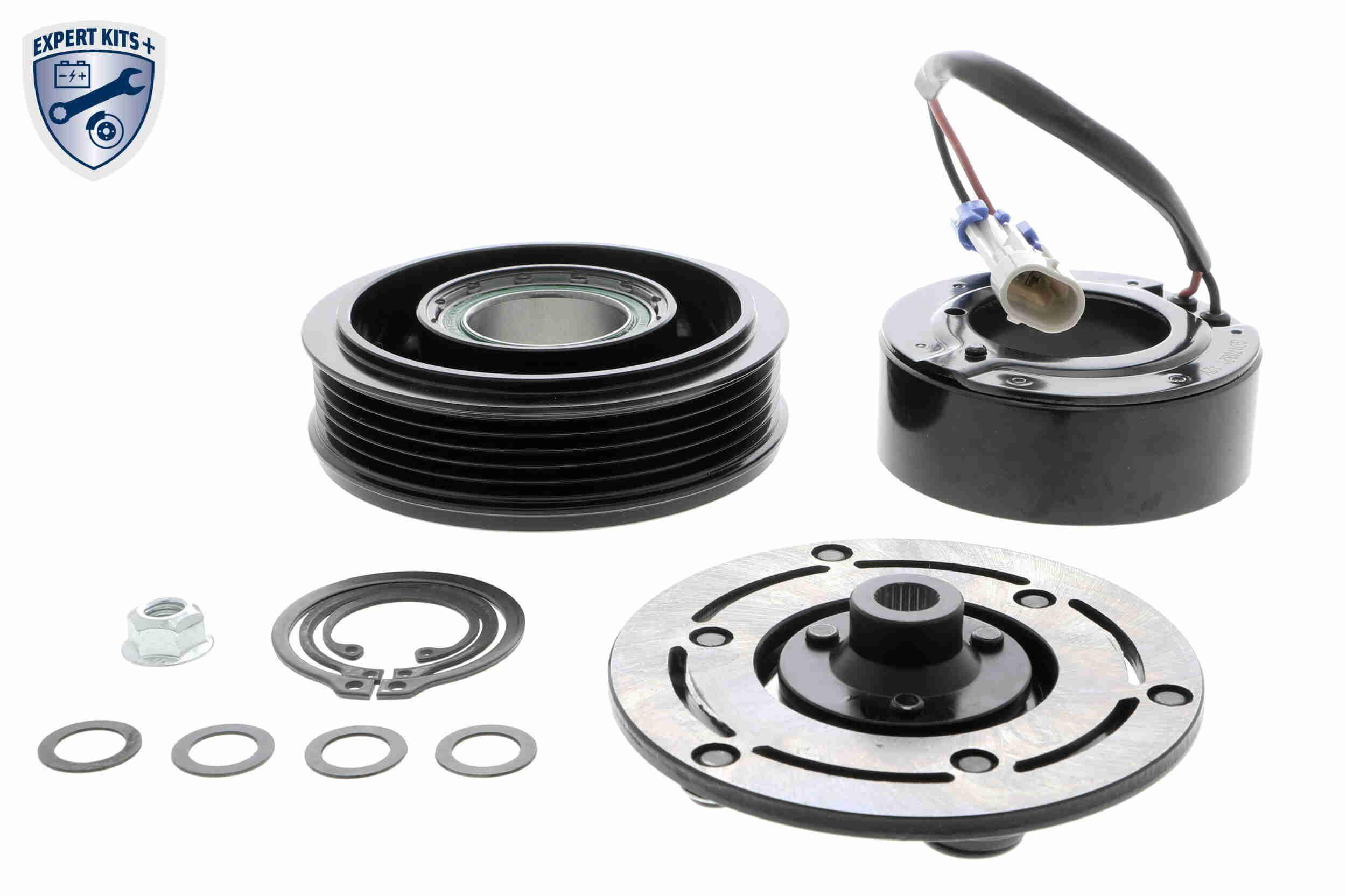 6854049 VEMO EXPERT KITS + Magnetkupplung, Klimakompressor V40-77-1002 günstig kaufen