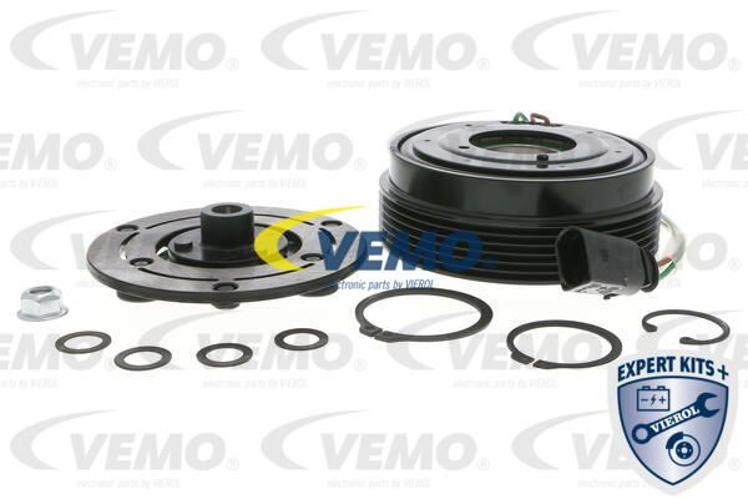 Magnetkupplung Kompressor VEMO V15-77-1012