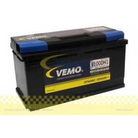 Vesz 100Ah VEMO Q+, original equipment manufacturer quality Indító akkumulátor V99-17-0020-1 alacsony áron