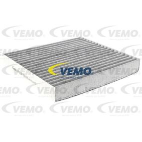 V70-31-1013 VEMO Aktivkohlefilter, Original VEMO Qualität Breite: 215mm, Höhe: 30mm, Länge: 194mm Filter, Innenraumluft V70-31-1013 günstig kaufen