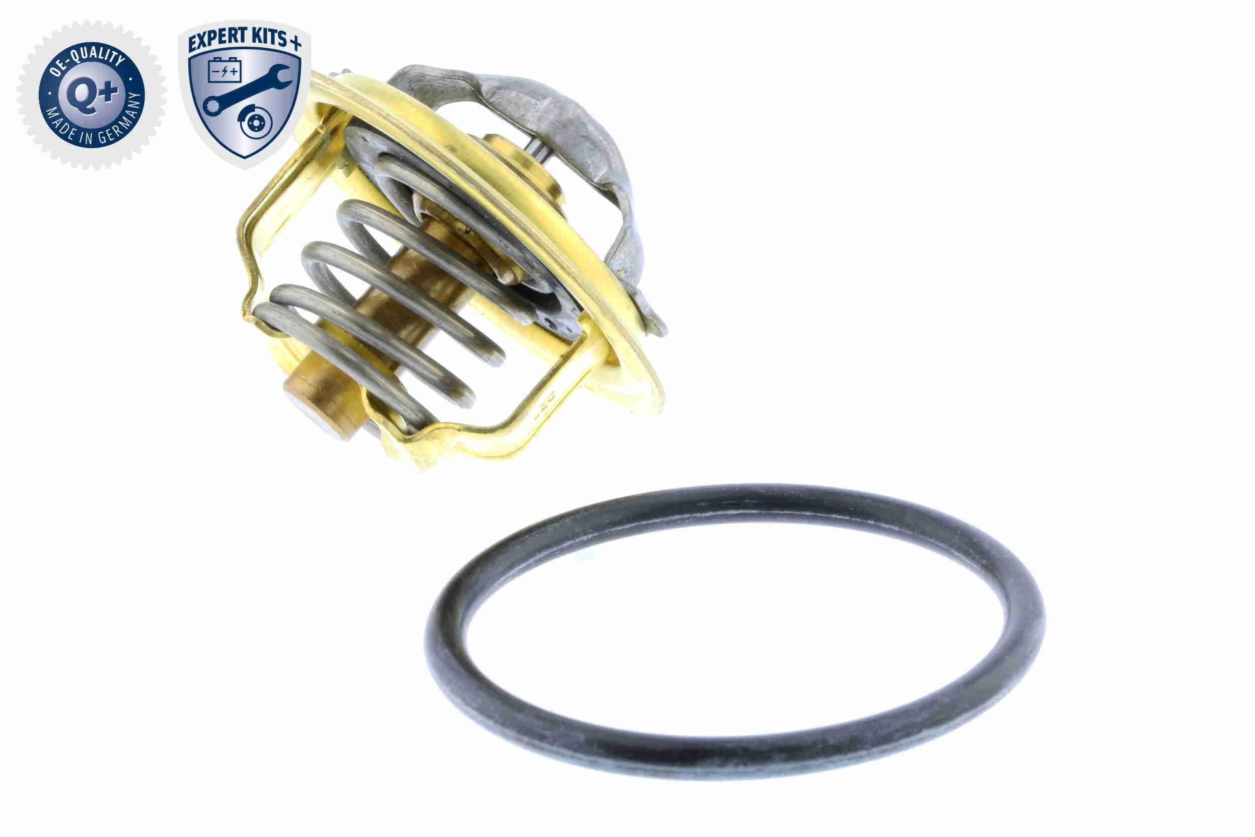 V15-99-2075 VEMO Öffnungstemperatur: 92°C, mit Dichtung, mit Rohrstutzen, EXPERT KITS + Thermostat, Kühlmittel V15-99-2075 günstig kaufen