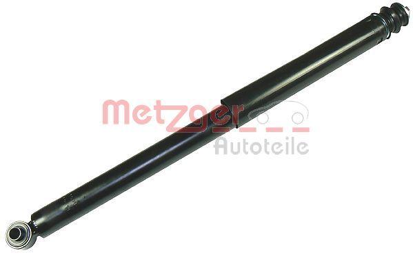 2340087 METZGER Hinterachse, Gasdruck, Teleskop-Stoßdämpfer, oben Stift, unten Auge Stoßdämpfer 2340087 günstig kaufen