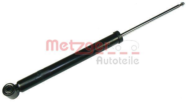 2340041 METZGER Hinterachse rechts, Gasdruck, Teleskop-Stoßdämpfer, oben Stift, unten Auge Stoßdämpfer 2340041 günstig kaufen