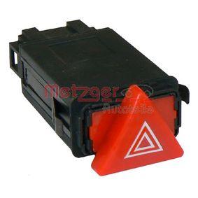 0916068 METZGER Warnblinkschalter 0916068 günstig kaufen