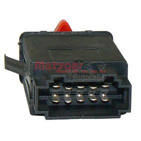 0916068 Warnblinkschalter METZGER 0916068 - Große Auswahl - stark reduziert