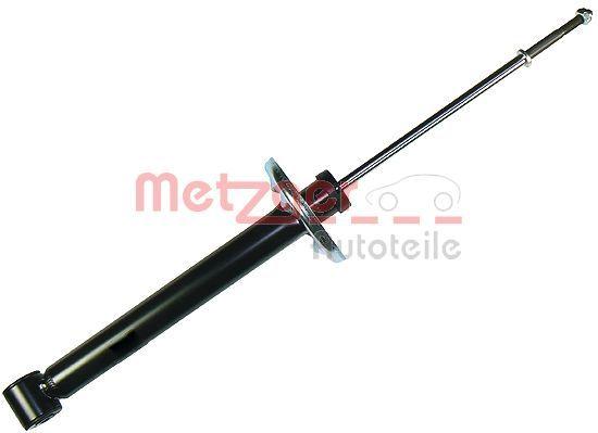 Купете 2340070 METZGER задна ос, газов, носещ пружина амортисьор, отгоре щифт, ухо отдолу Амортисьор 2340070 евтино