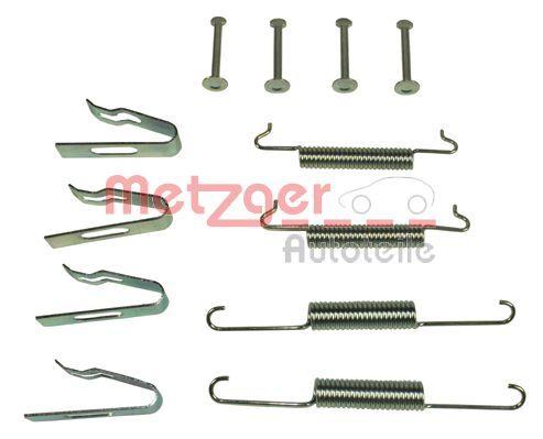 METZGER: Original Zubehörsatz, Bremsbacken 105-0027 ()