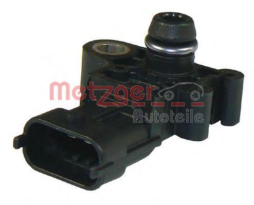 0905377 METZGER Sensor, Saugrohrdruck 0905377 günstig kaufen
