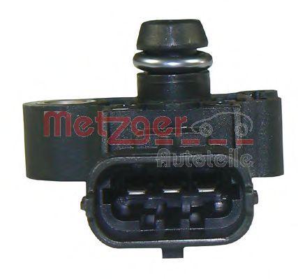 METZGER   Sensor, Saugrohrdruck 0905377