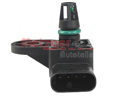 METZGER   Sensor, Saugrohrdruck 0905393