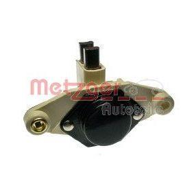 YRV16H METZGER Rated Voltage: 12V, Operating Voltage: 14,1V Alternator Regulator 2390016 cheap