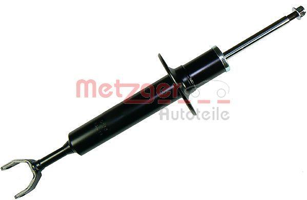Купете 2340130 METZGER предна ос, газов, носещ пружина амортисьор, вилка отдолу, отгоре щифт Амортисьор 2340130 евтино
