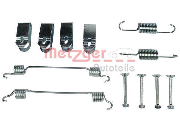 METZGER: Original Zubehörsatz, Feststellbremsbacken 105-0019 ()