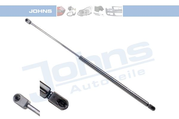 Mercedes ML-Class 2014 Boot gas struts JOHNS 50 81 95-91: Left and right, Eject Force: 510N