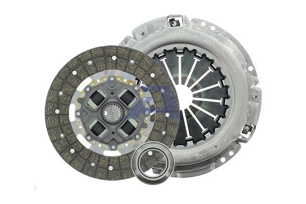 KT-259D AISIN Clutch Kit (3P) Three-piece, with clutch pressure plate, with clutch disc, with clutch release bearing Ø: 224mm Clutch Kit KT-259D cheap